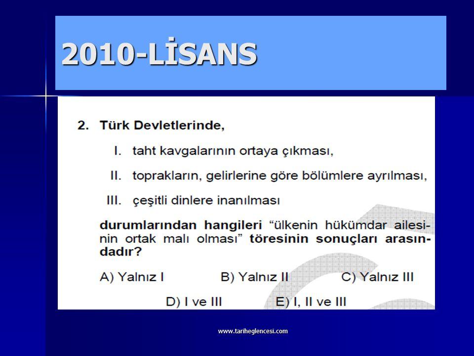 2010-LİSANS