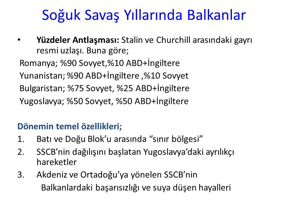 Türkiye'nin Kullanabileceği Araçlar NATO: Türkiye'nin NATO içindeki konumunun Balkanlarla ilintilendirilmesi İKÖ: Bölgedeki bunalımların İslam dünyası sorunu olarak görülmesinin sağlanması KEİK: 1992'de kuruldu.Fikir babası; Şükrü Elekdağ.Türkiye'nin öncülüğünde kurulan örgüt ile ticari, ekonomik çevresel, bilimsel işbirliğini geliştirmek amaçlandı.