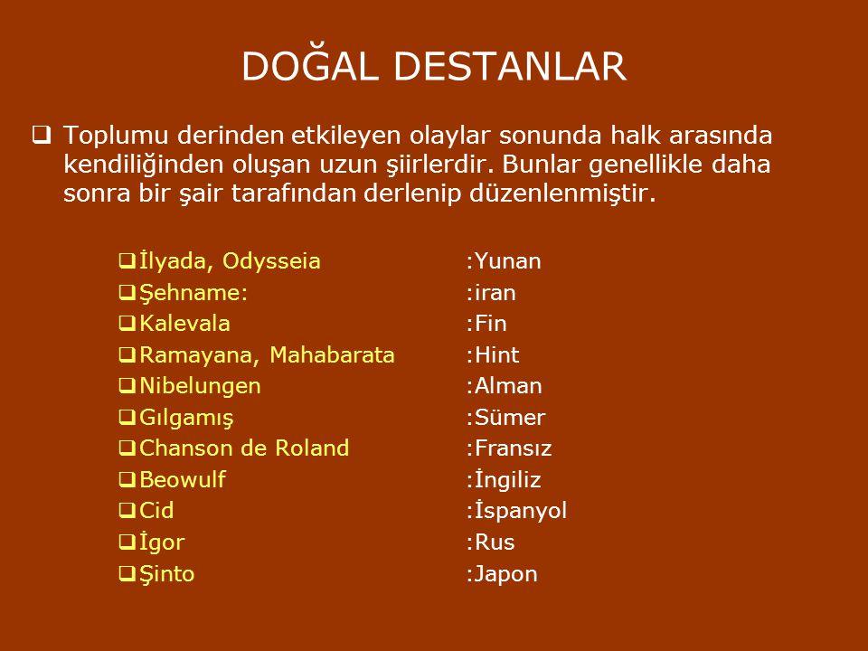 İSLAMİ DÖNEM TÜRK EDEBİYATI İslam dinine giren Türklerin sosyal ve kültürel hayatlarında önemli değişiklikler olmuştur.