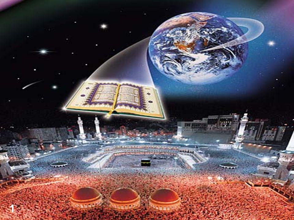 Vahyin inşaa ettiği hayat.Bu hayatın merkezinde Allah var.