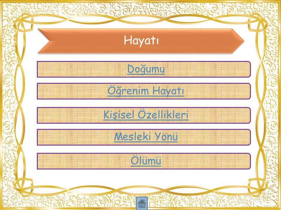  1878 yılında Antalya'nın Elmalı ilçesinde doğdu.