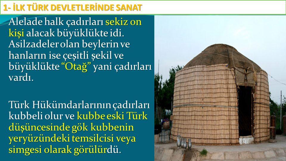 Türk resim sanatının temeli Uygurlara dayanır.