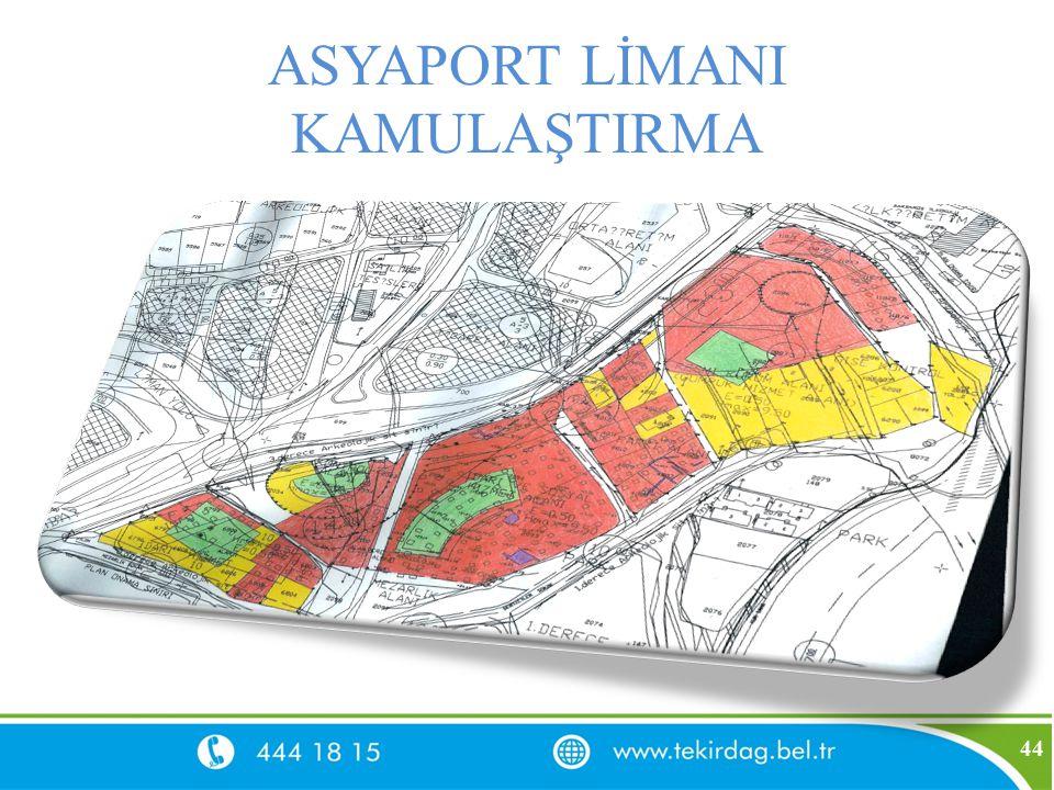 ASYAPORT LİMANI KAMULAŞTIRMA 44