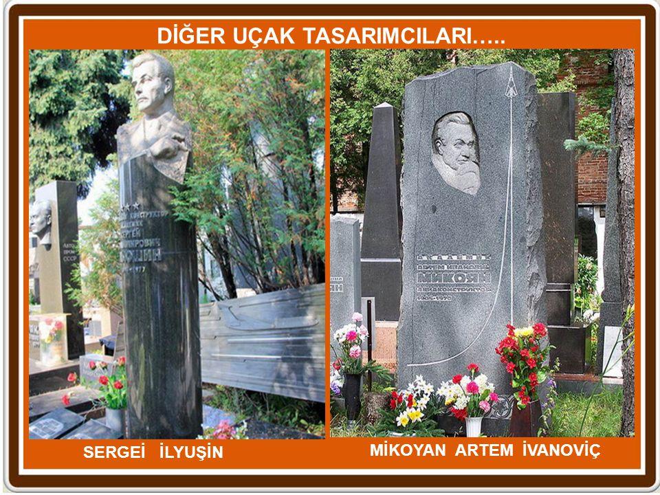 UÇAK TASARIMCISI ANDREİ TUPOLEV