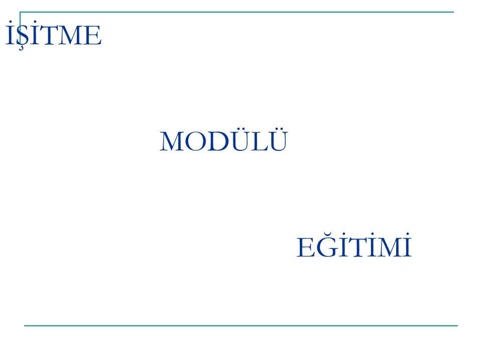 KAZANIMLAR 1.Sesi fark eder. 2. Sesin benzerliklerini ve farklılıklarını ayırt eder.