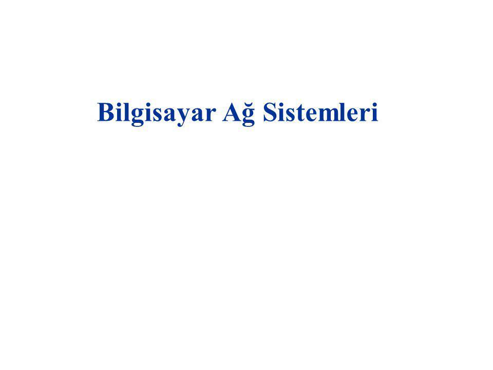 KatmanKullanılan Veri Adı 7.) UygulamaData (Veri) 6.) SunumData 5.) OturumData 4.) TaşımaSegment (Bölüm) 3.) AğPacket (Paket) 2.) Veri İletimFrame (Çerçeve) 1.) FizikselBits (Bit) OSI'de Verilerin Adı