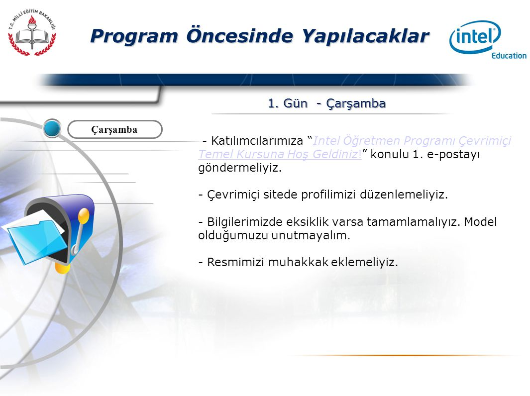 Presented By Harry Mills / PRESENTATIONPRO Perşembe 2.