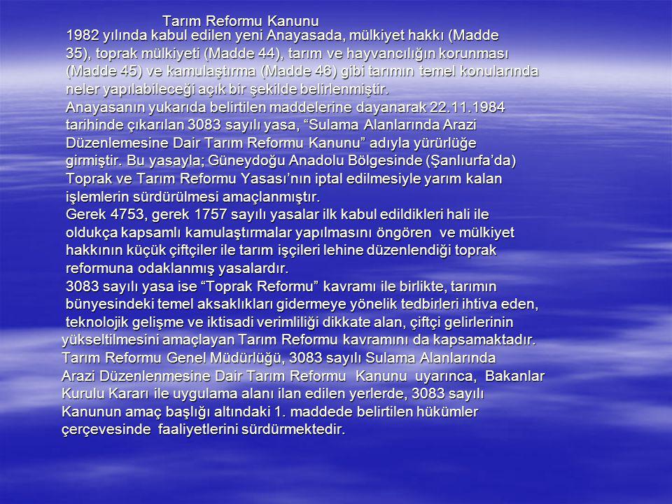 TOPLULAŞTIRMA ÇALIŞMALARININ BAŞLANGICI VE TÜZEL YAPISI TOPLULAŞTIRMA ÇALIŞMALARININ BAŞLANGICI VE TÜZEL YAPISI Toplulaştırma çalışmalarının başlangıcı, Toplulaştırma çalışmalarının başlangıcı, Türkiye'de ilk defa arazi toplulaştırma uygulamaları Konya ili Türkiye'de ilk defa arazi toplulaştırma uygulamaları Konya ili Çumra ilçesinin Kargın köyünde başlamıştır.