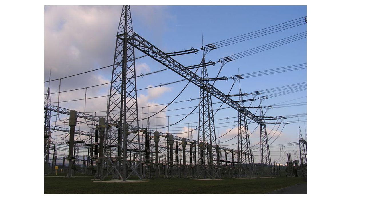 Düşük gerilim hatları ise şehir içi elektrik dağıtımında kullanılır.