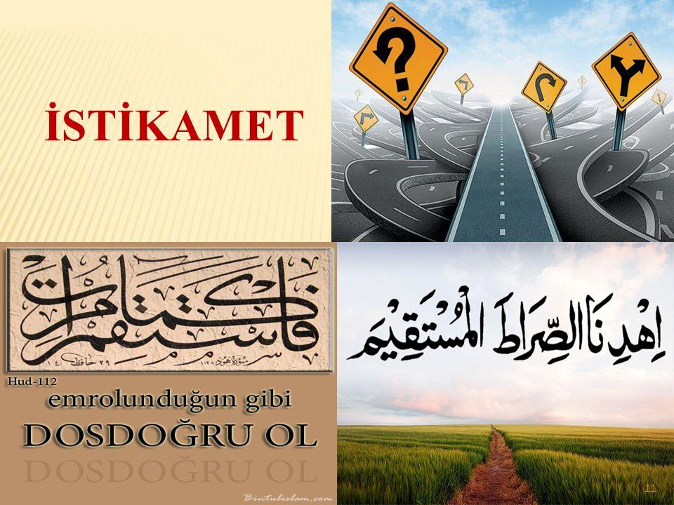 İSTİKAMET 11