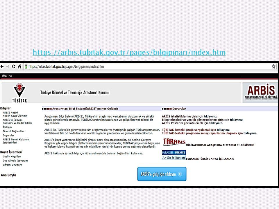 https://arbis.tubitak.gov.tr/pages/bilgipinari/index.htm