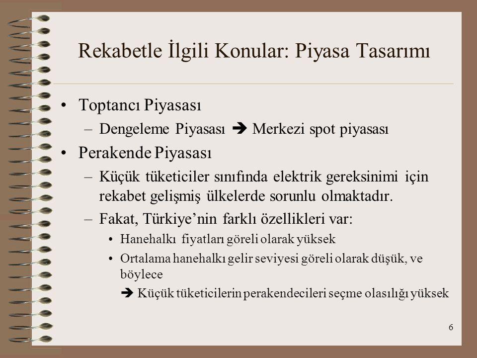 17 ÇEAŞ'IN İŞLETTİĞİ TESİSLER  Üretim: Seyhan 1-2, Kadıncık 1-2, Sır ve Berke baraj ve hidroelektrik santralleri.