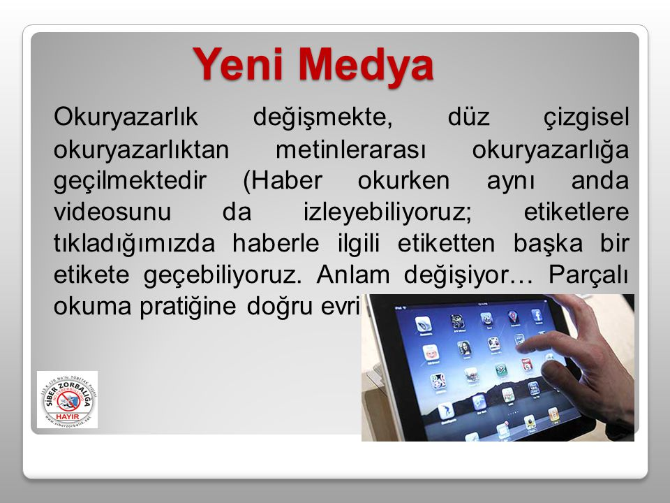 Kaynaklar Arıcak, T., Siyahhan, S., Uzunhasanoğlu, A., Sarıbeyoğlu, S., Çıplak, S., Yılmaz, N.