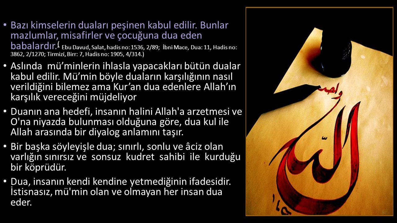 Sana fayda da zarar da veremeyecek Allah tan başkasına dua etme/yalvarma.