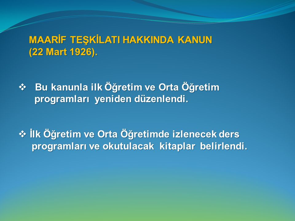 1933'de Üniversite Reformu yapılarak Darü'l Fünun kapatıldı ve yerine İstanbul Üniversitesi açıldı.