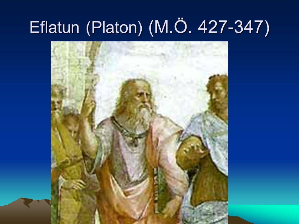 Eflatun (Platon) (M.Ö. 427-347)