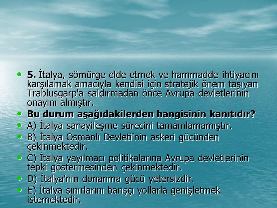 2.Osmanlı Devleti nin XIX.
