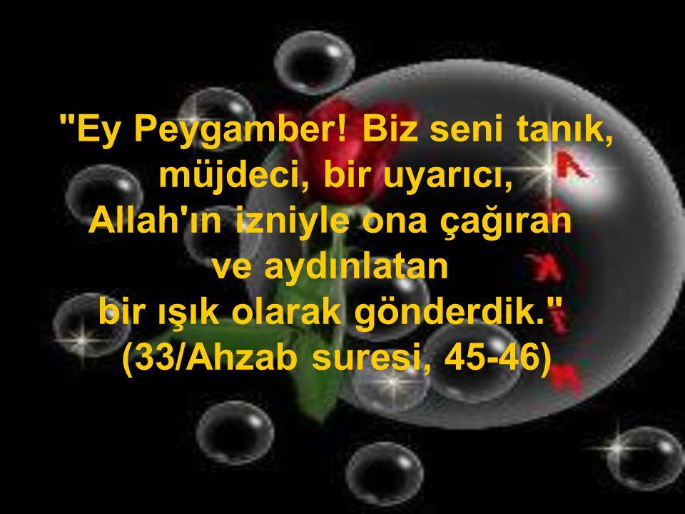 2. Hz. Muhammed'in Peygamberlik Yönü Kazanım: Hz. Muhammed'i diğer insanlardan ayıran en önemli özelliğin, Allah'tan vahiy alması olduğunu bilir. Kaza