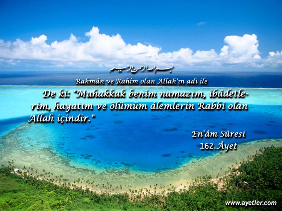 İSLAM İslam, Hz.