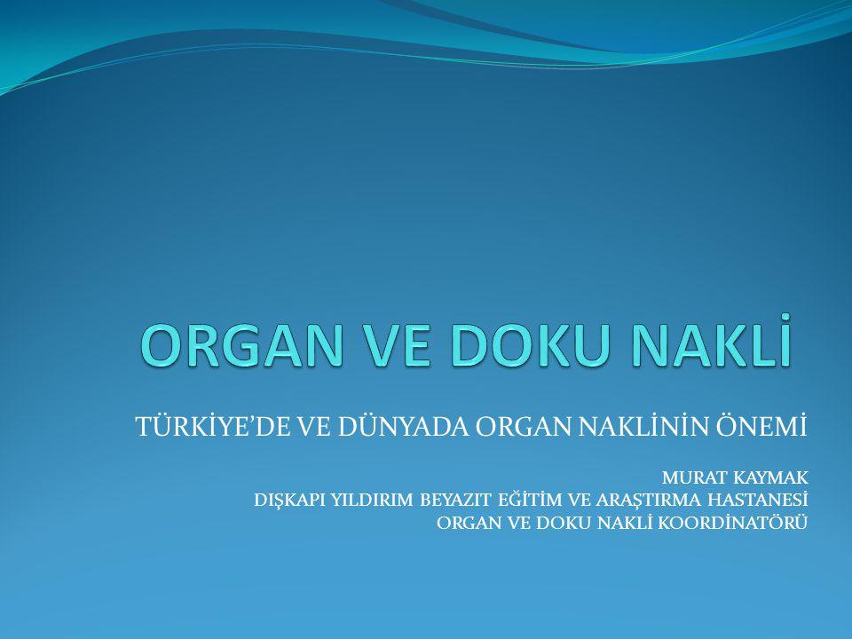 ORGAN BAĞIŞ SENEDİ Organ bağışında bulunabilmek için; organ bağış senedini iki tanık huzurunda doldurup imzalamak yeterlidir.