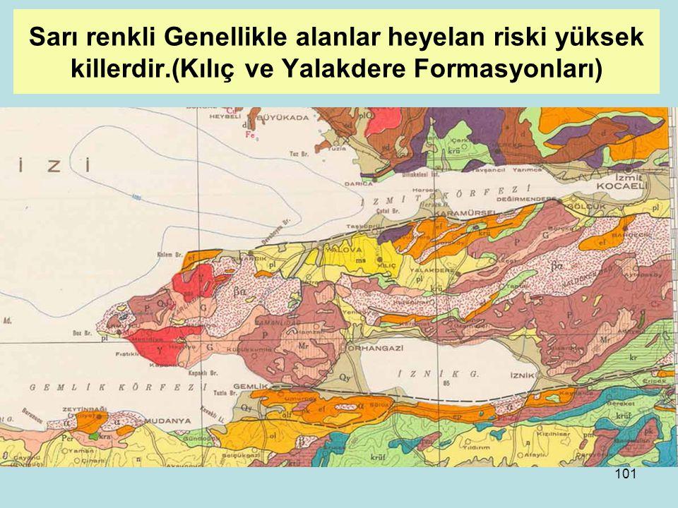 100 Yalova da Heyelan Tehlikesi için Kısaca Yalova ilinde heyelan nedeniyle birçok alanda afete maruz bölge uygulaması mevcuttur. Afete maruz bölgeler