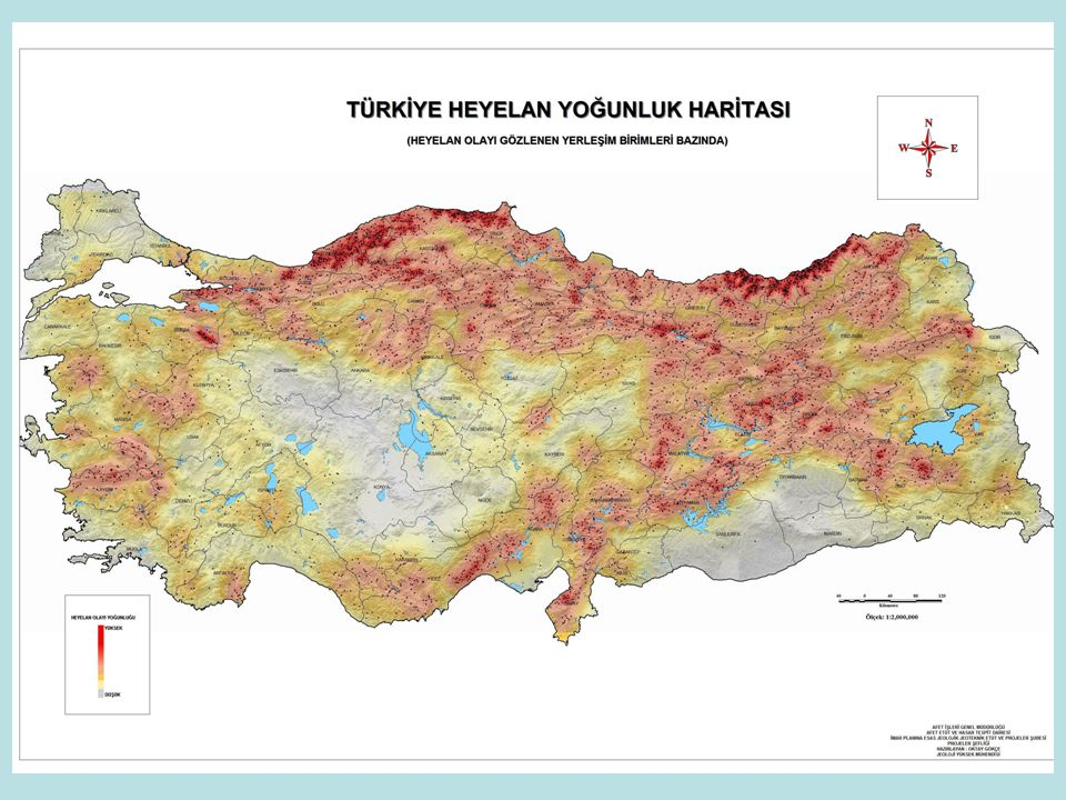 97 Ne Yapmalıyız Tehlike haritalarda açıkça görülüyor. Nerede ne zaman ve hangi büyüklükte olacağı o kadar önemli değil artık. Çünkü Bölgede olabilece