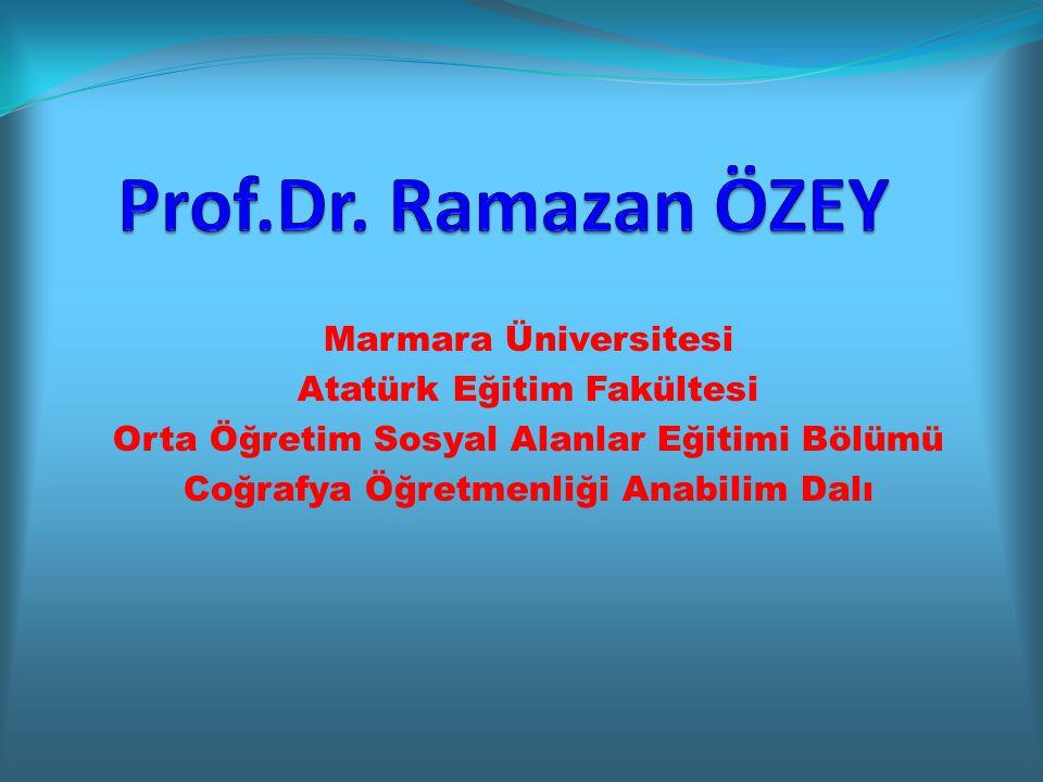 YÜKSELTİ BAKIMINDAN ANADOLU KALEDİR Türkiye'nin ortalama yükseltisi 1132 m.yi bulur.