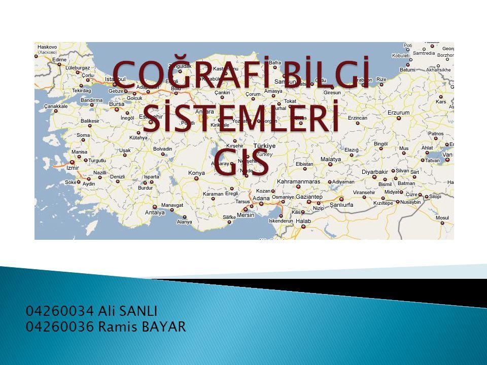  CBS yeryüzüne ait bilgileri, coğrafik anlamda birbiriyle ilişkilendirilmiş tematik harita katmanları gibi kabul ederek saklar.