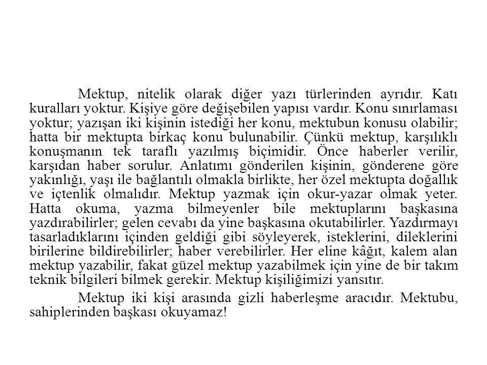 İş Mektubu Örneği AK SİGORTA AŞ İlyas Yağcı Hacettepe Üniversitesi Beytepe/Ankara ÖZ.DOSYA NO.5748569 İşleteni/sürücüsü bulunduğunuz aracın kusurlu olarak çarpması sonucu nezdimizdeki kasko sigortalı araçta meydana gelen hasar sebebiyle sigortalımıza tazminat ödenmiştir.