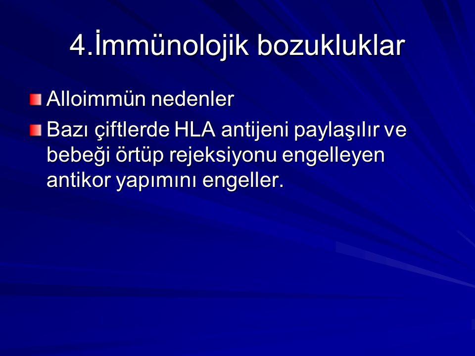 5.Enfeksiyon Ureaplasma ürealitikum Mycoplazma Hominis