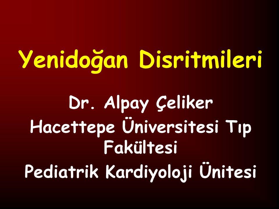 Yenidoğan Disritmileri Dr.