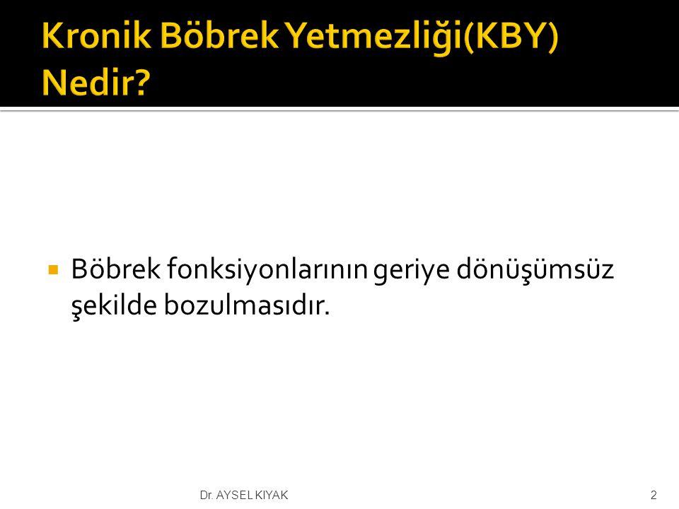 Dr. AYSEL KIYAK63