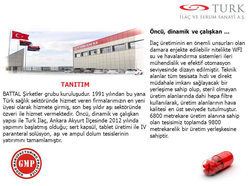 BATTAL Şirketler grubu kuruluşudur. 1991 yılından bu yana Türk sağlık sektöründe hizmet veren firmalarımızın en yeni üyesi olarak hizmete girmiş, son