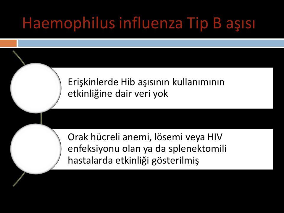 Hib aşısı