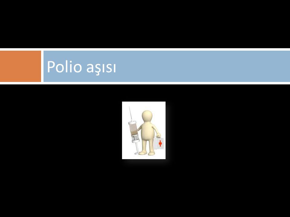 Polio aşısı