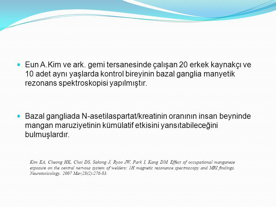 Eun A.Kim ve ark.