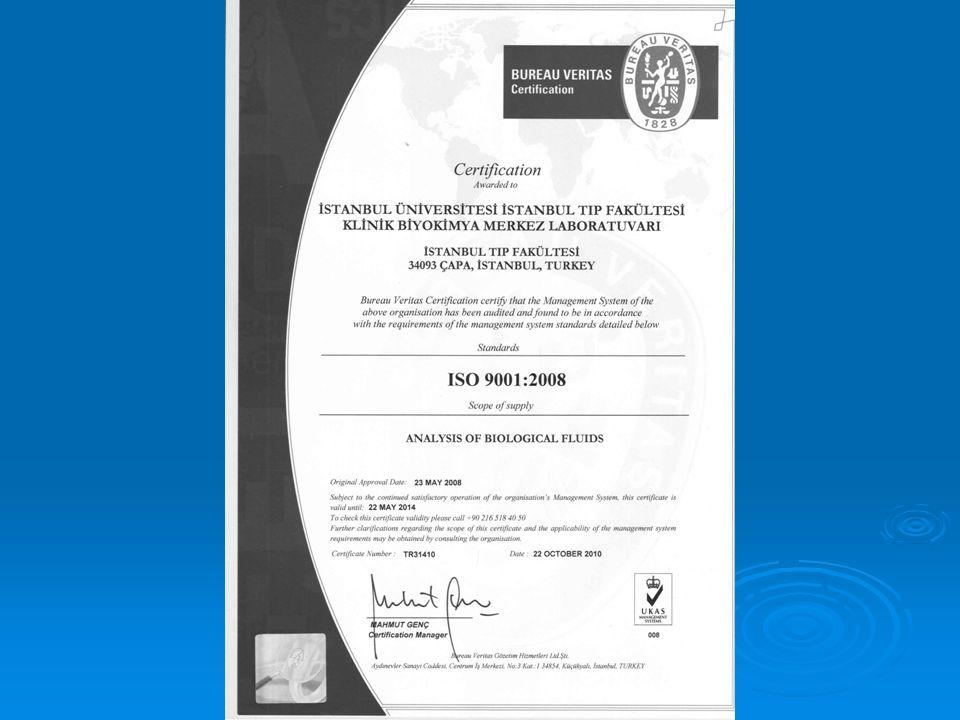 İstanbul Tıp Fakültesi Klinik Biyokimya Merkez Laboratuvarı Yurt Dışı Temsil Yöneticiler (Dernek vb) Uluslararası Kongreler-Dergiler Simpozyum konuşmacı Oturum Başkanı HakemlikX Uluslararası Çalışma Koordinatör Ulusal Delege