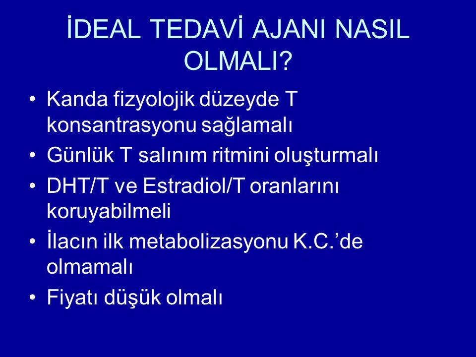 İDEAL TEDAVİ AJANI NASIL OLMALI.