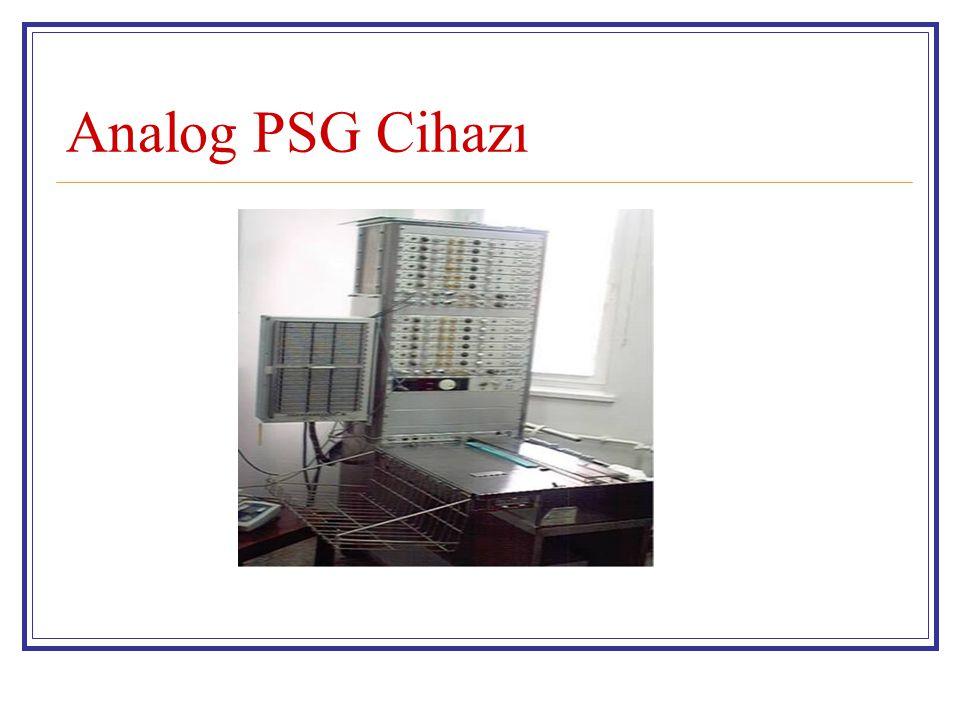 Analog PSG Cihazı