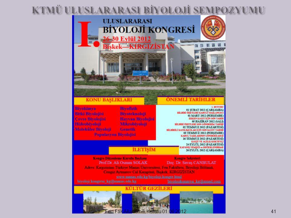 41Fen Fak Akademik Kurulu 01.06.2012