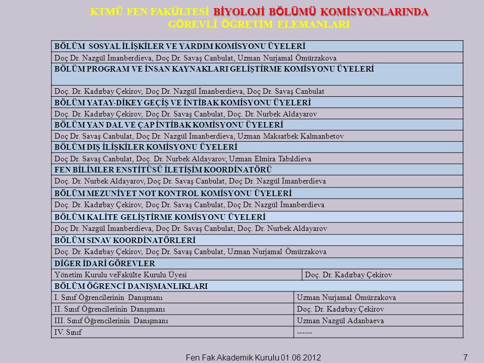 Bölüm Öğrenci Sayısı MATEMATİK BÖLÜMÜ 1 I.Sınıf3030 II.