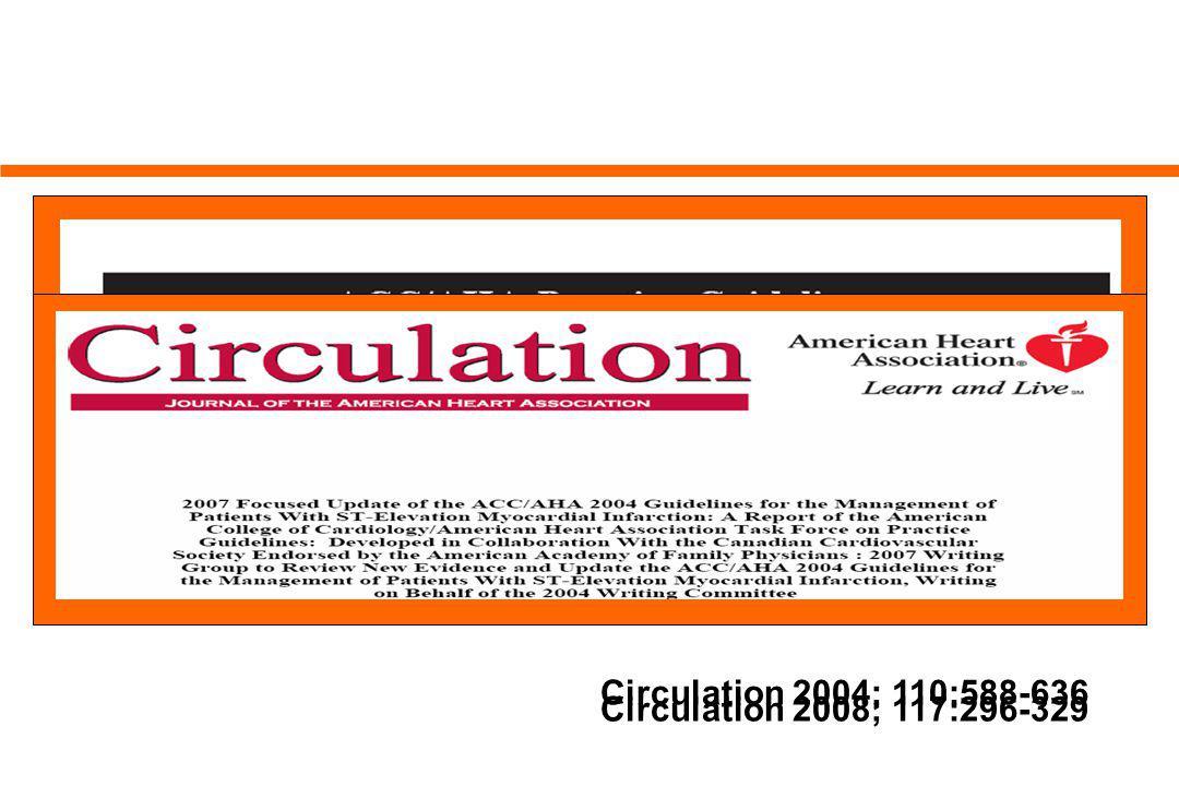 –Dilaltı nitrogliserin (I) Devam eden iskemik rahatsızlıkta her 5 dakikada bir 3 kez, Her uygulamadan sonra...