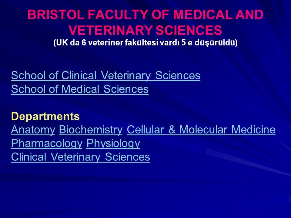 İstanbul Üniversitesi VETERİNER FAKÜLTESİ Veteriner Hekimliği Temel Bilimler Bölümü. ANATOMİ ANABİLİM DALI HİSTOLOJİ ve EMBRİOLOJİ ANABİLİM DALI FİZYO