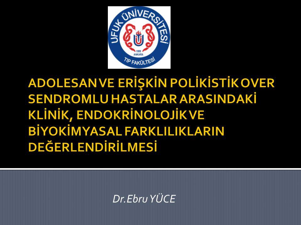 Dr.Ebru YÜCE