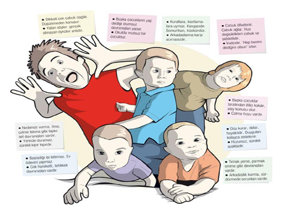 Yanlış olan: Eğer anne-babaları yeterince terbiye etseler ve disiplin sağlasalardı bu çocuklar böyle olmazdı, esas sorun anne-babanın tutumlarındadır.