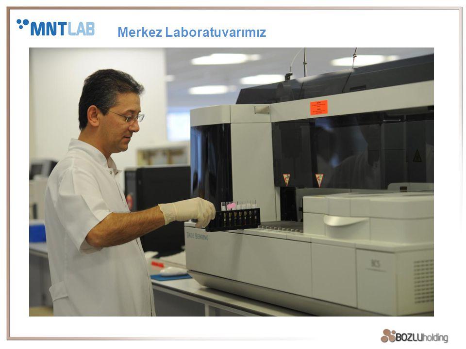 Merkez Laboratuvarımız