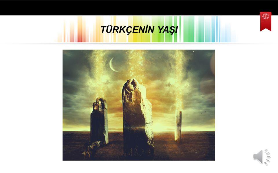 Türkiye'de pek çok bilim adamınca kabul edilen bir görüş; Türkçenin yaşının bugünden en az 8500 yıl geriye gittiği şeklindedir. Söz konusu olan bu sü