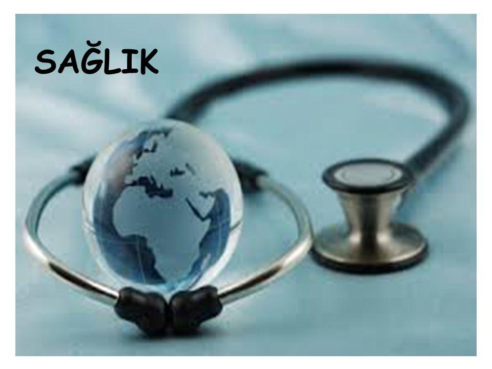 Amaç Sağlığın tanımını yapabilmek, Geleneksel ve Modern sağlık göstergeleri hakkında fikir sahibi olmak, Sağlığı değer, bilgi, norm ve davranış olarak ayırabilmesi,
