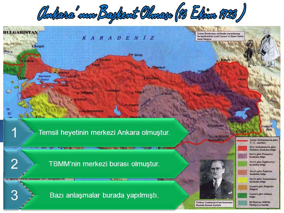 Sizce Ankara başkent olmaya uygun mudur?