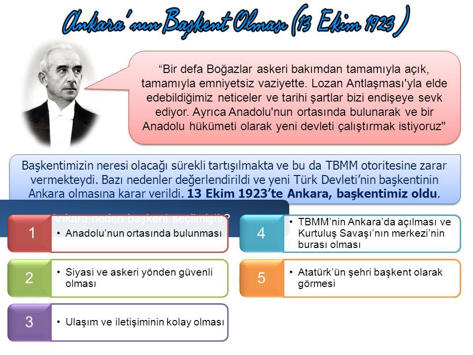 Cumhuriyet öncesi Ankara'da hangi çalışmalar yapıldı? Temsil heyetinin merkezi Ankara olmuştur. 1 1 TBMM'nin merkezi burası olmuştur. 2 2 Bazı anlaşma